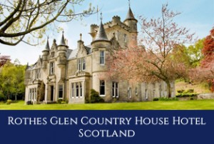 Rothes Glen Country House Hotel Scotland
