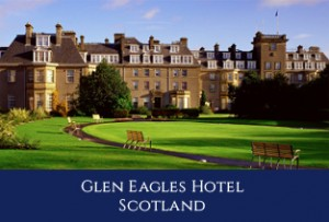 Glen Eagles Hotel Scotland
